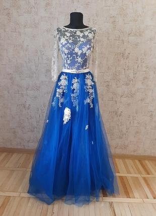 Неймовірна сукня для випускного вечора/ весілля / вечірня сукня/ платье