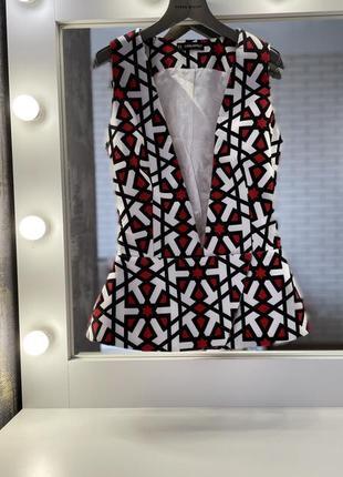 Блуза жилетка dsquared2