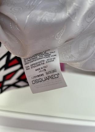 Блуза жилетка dsquared26 фото