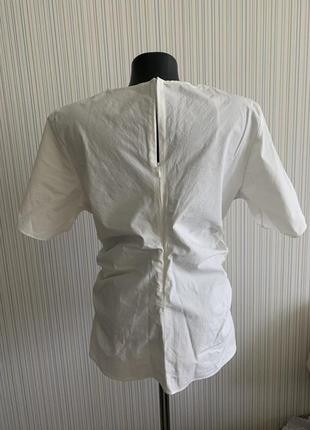 Белая блуза cos2 фото