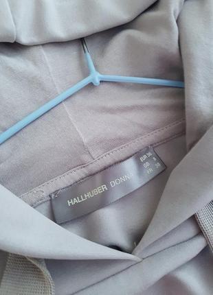 Шикарный худи цвета капучино от немецкого бренда5 фото