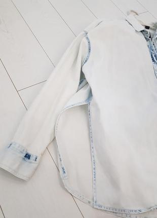 Джинсова рубашка2 фото