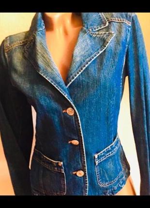 Sisley италия суперовый жакет пиджак