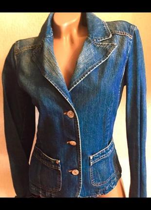 Sisley италия суперовый жакет пиджак4 фото