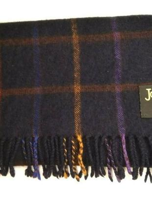 Johnstons of elgin  кашеміровий шарф