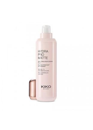 Крем база для лица kiko milano hydra pro matte