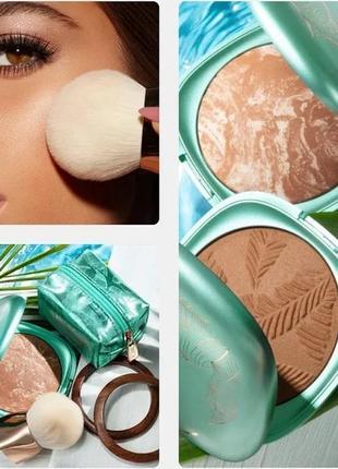 Мега упаковка!!! бронзер kiko milano unexpected paradise bronzer