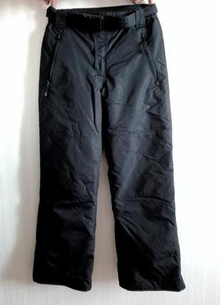 Теплые лыжные штаны charles voegele 152 р.