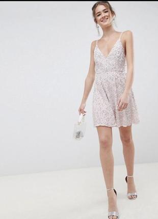 Трендовые платье с открытой спиной 2021 asos1 фото