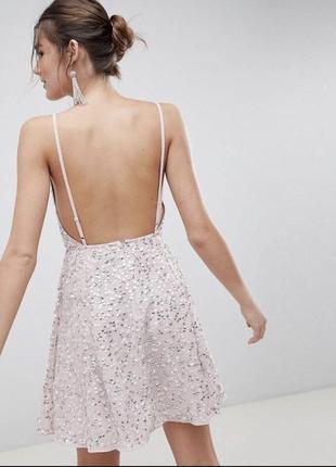 Трендовые платье с открытой спиной 2021 asos3 фото