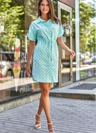 Платье лён3 фото