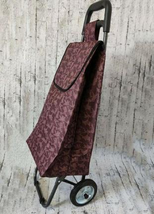 Тачка, тележка, валіза, чемодан, телега2 фото