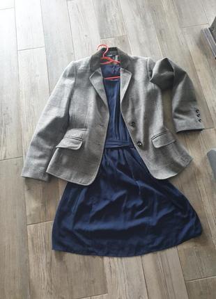Комплект плаття і піджак