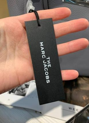 Сумка marc jacobs the kiss lock mini tote кожа оригинал6 фото
