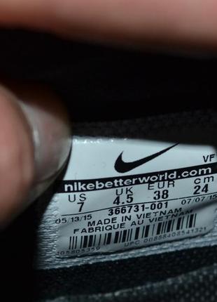 Кожаные кроссовки nike air force оригинал4 фото