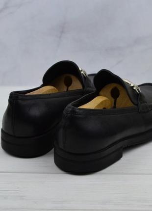 Мужские кожаные лоферы туфли salvatore ferragamo оригинал3 фото