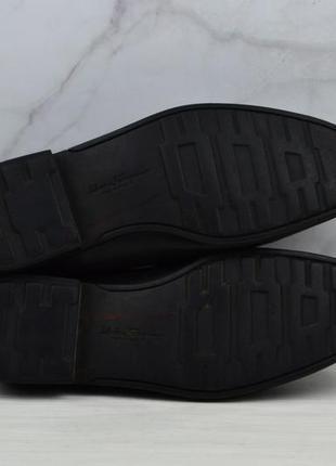 Мужские кожаные лоферы туфли salvatore ferragamo оригинал4 фото