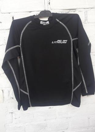 Термо кофта для занятий спортом для бега big air lithium термо для занять спортом для бігу