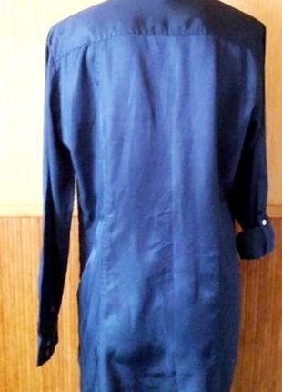 Актуальное платье рубашка от любимого .бренда h&m2 фото
