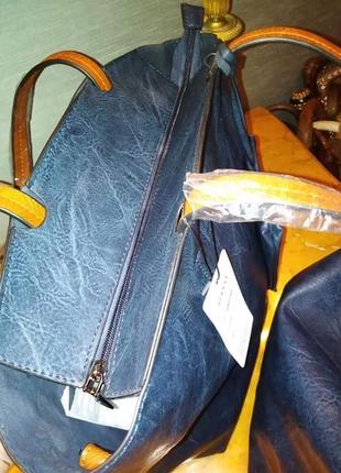 Комплект сумок(замінник)/италия2 фото