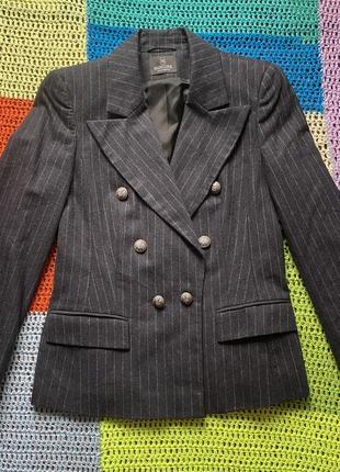 Незаменимая вещь, базовый пиджаку высокого качества
