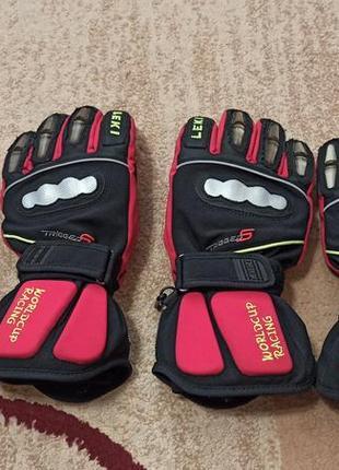 Перчатки leki world cup