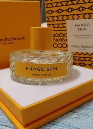 10мл-95грн.mango skin vilhelm parfumerie.