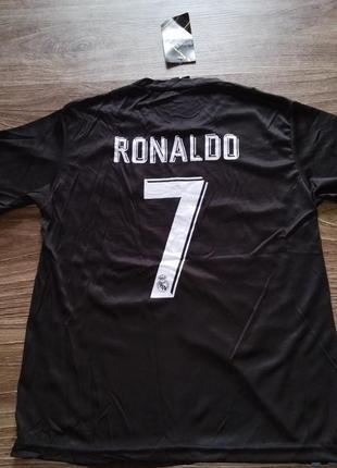 Футбольная форма-ronaldo! 6,8лет