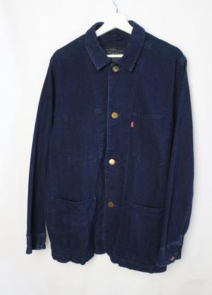 Levis джинсовая куртка рубашка oversize