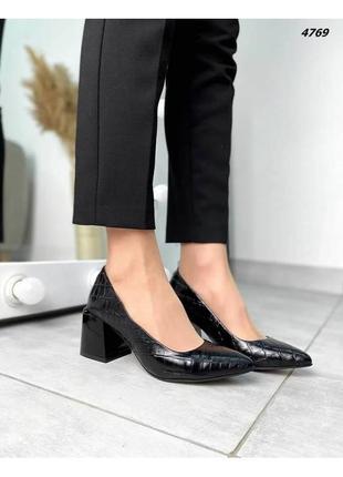 Шикарные туфли //melani  натуральная кожа новинка