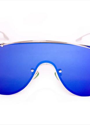 Солнцезащитные женские очки маска