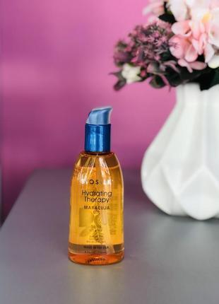 Масло маракуї для волосся biosilk hydrating therapy maracuja oil