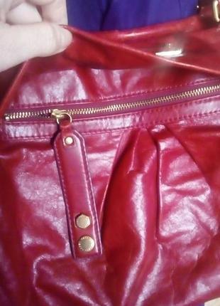 Роскошная 100% кожаная сумка/сумочка/торба/сумка/рюкзак/клатч/торба/куртка/юбка8 фото