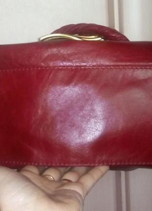 Роскошная 100% кожаная сумка/сумочка/торба/сумка/рюкзак/клатч/торба/куртка/юбка6 фото