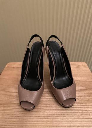 Туфли corsocomo кожа