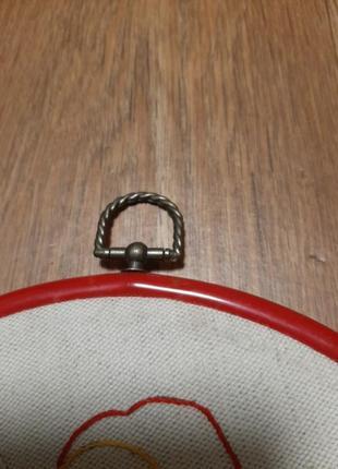 Пано круглое вышивка2 фото