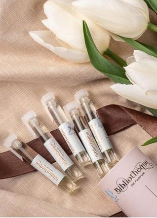 Нишевая парфюмерия афродизаки стойкие шлейфовые bibliotheque de parfume6 фото