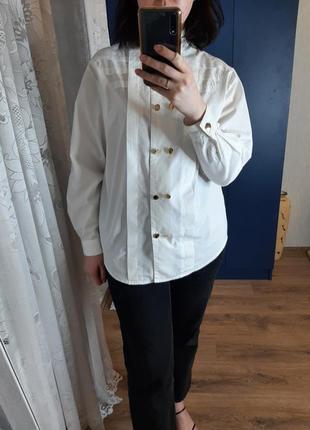 Винтажная блуза8 фото