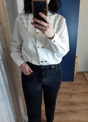 Винтажная блуза9 фото