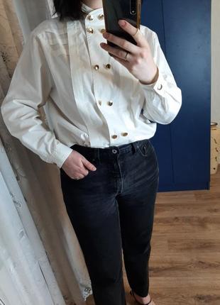 Винтажная блуза10 фото