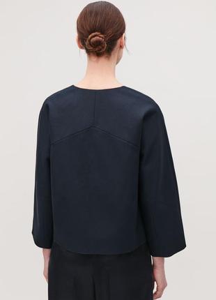 Стильный жакет легкая курточка оверсайз cos3 фото