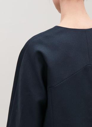 Стильный жакет легкая курточка оверсайз cos4 фото