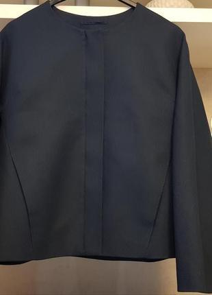 Стильный жакет легкая курточка оверсайз cos5 фото