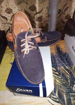 Кожаные мокасины туфли кожаная обувь