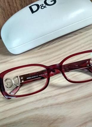 Оправа, очки dolce gabbana dg3083. оригинал