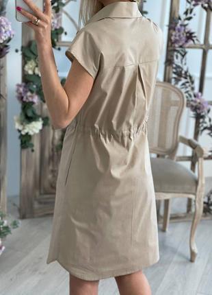 Платье коттон2 фото