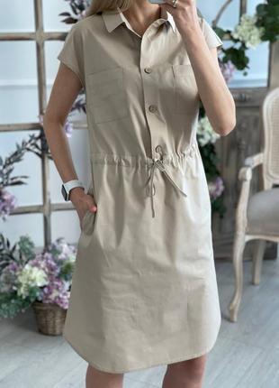 Платье коттон3 фото