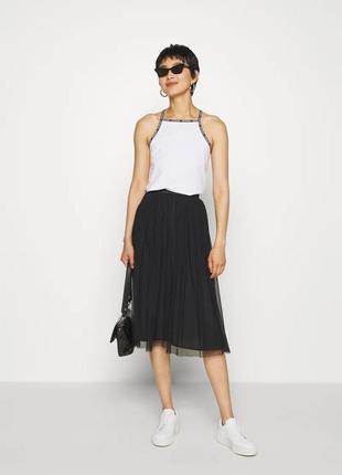 Модная юбка из свежих коллекций