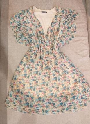 Шифоновое платье на s-l