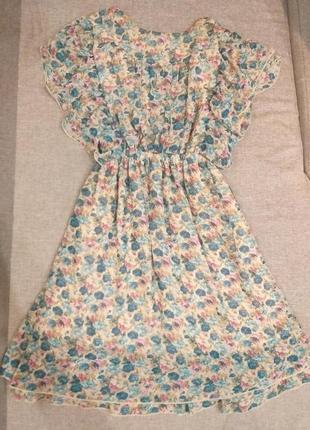 Шифоновое платье на s-l3 фото